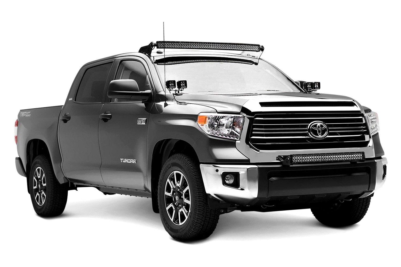 Toyota toyota cube : Zroadz® - Toyota Tundra 2014-2017 Hood Hinge Mounted 3