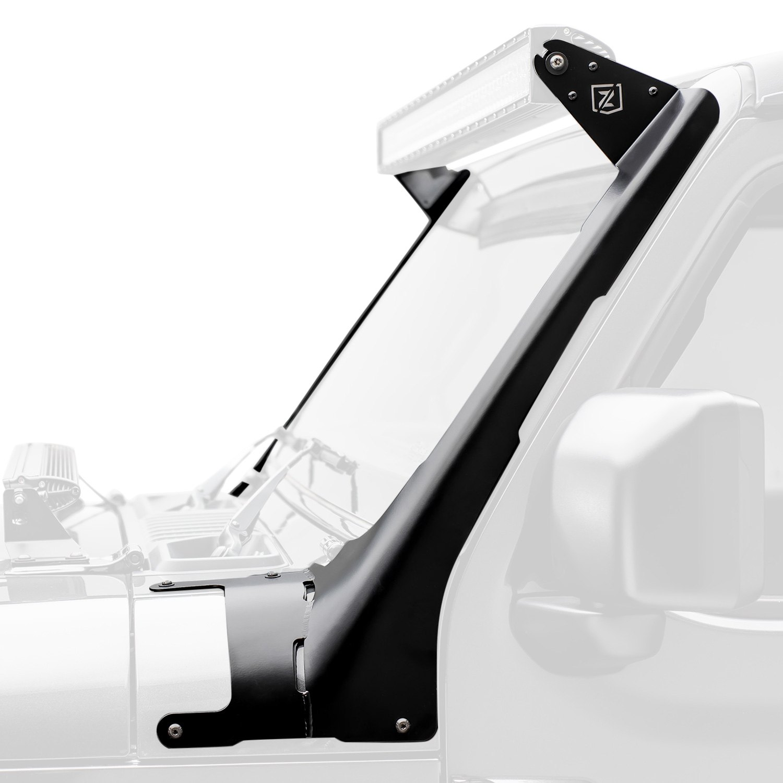 Zroadz® Z374831 - Windshield Frame Mounts for 52\