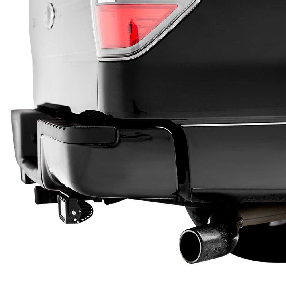 Zroadz z385721 rear bumper mounts for two 6 led light bars rear bumper mounts for two 6 led light barszroadz aloadofball Gallery