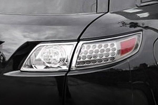 Zunden in r trim fx35 infiniti fx35 2003 2008 chrome - Infiniti fx35 interior accessories ...